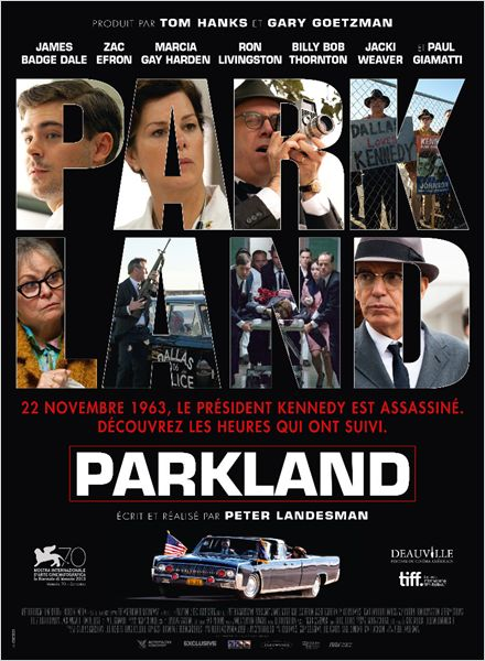 affiche du film Parkland