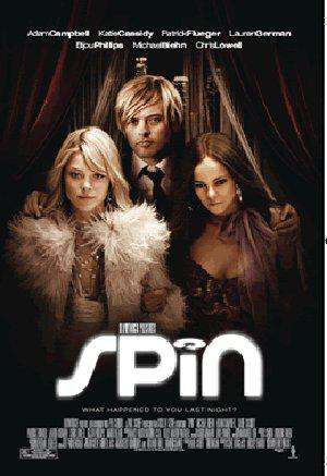 affiche du film Spin (You Are Here)