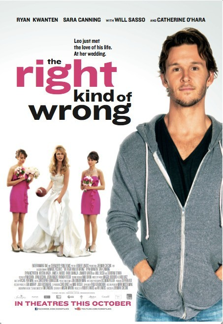 affiche du film The Right Kind of Wrong