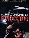 affiche du film La Revanche de Pinocchio