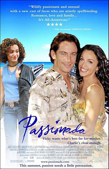 affiche du film Passionada