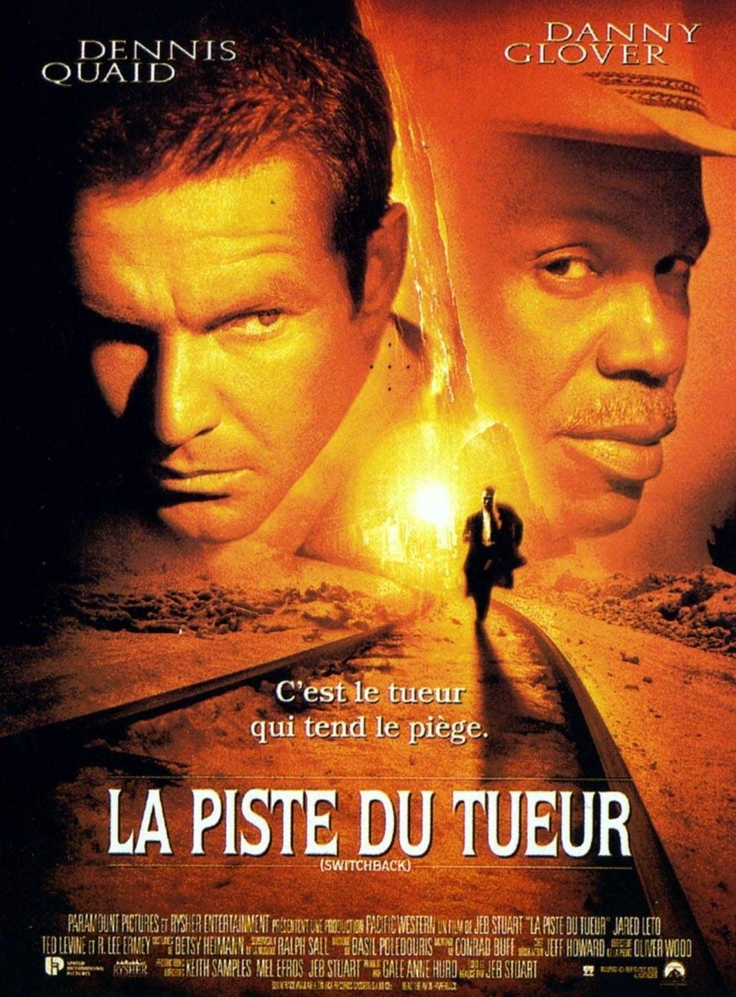 affiche du film La Piste du tueur