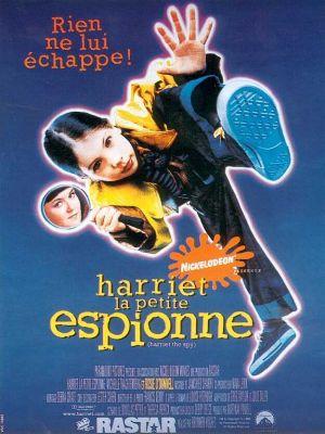affiche du film Harriet la petite espionne