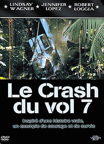 affiche du film Le Crash Du Vol 7 (TV)