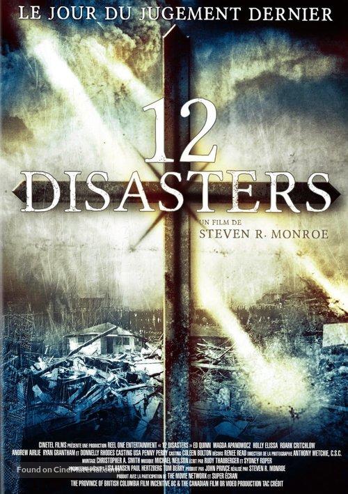 affiche du film Les 12 plaies de l'apocalypse (TV)