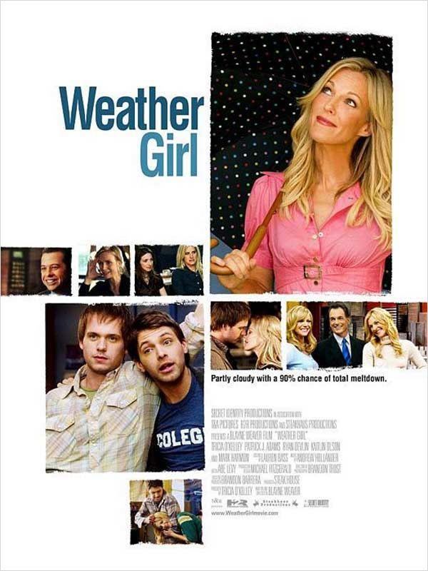 affiche du film Weather Girl