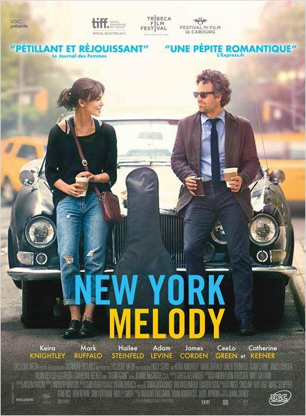 affiche du film New York Melody