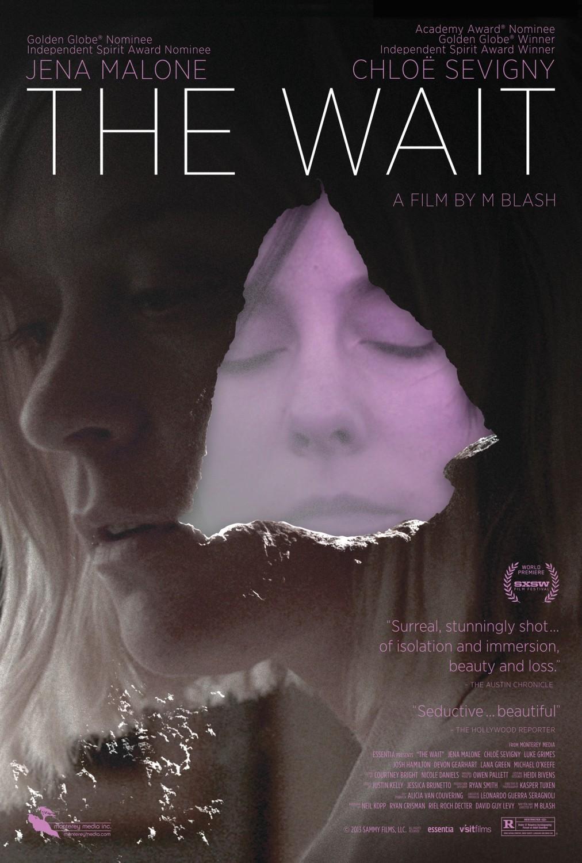 affiche du film The Wait