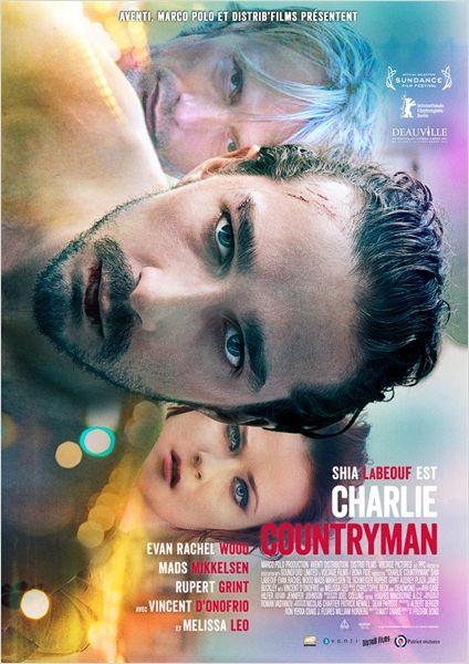 affiche du film The Necessary Death of Charlie Countryman