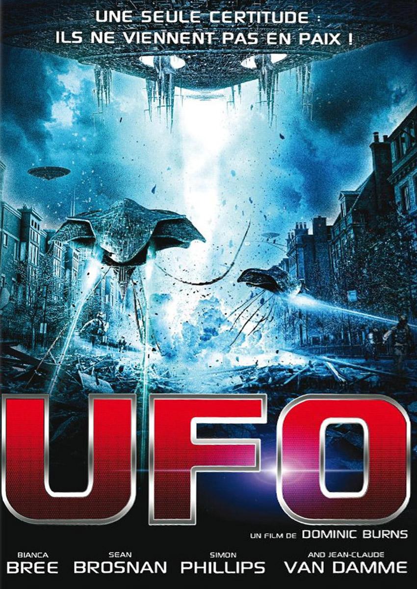 affiche du film U.F.O.