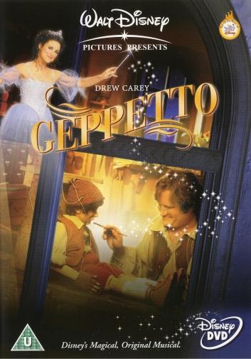 affiche du film Geppetto (TV)