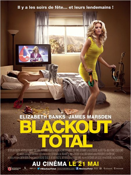 affiche du film Blackout total