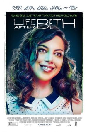 affiche du film Life After Beth