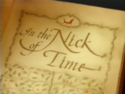 affiche du film Noël en péril (TV)