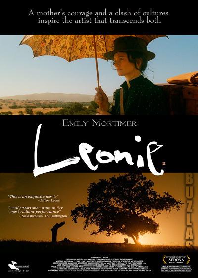 affiche du film Leonie