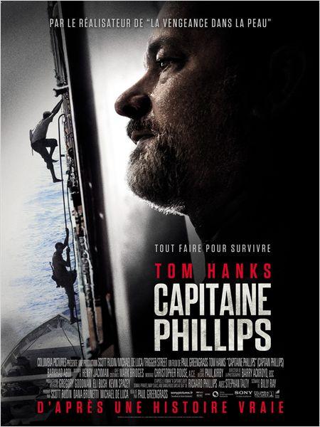 affiche du film Capitaine Phillips