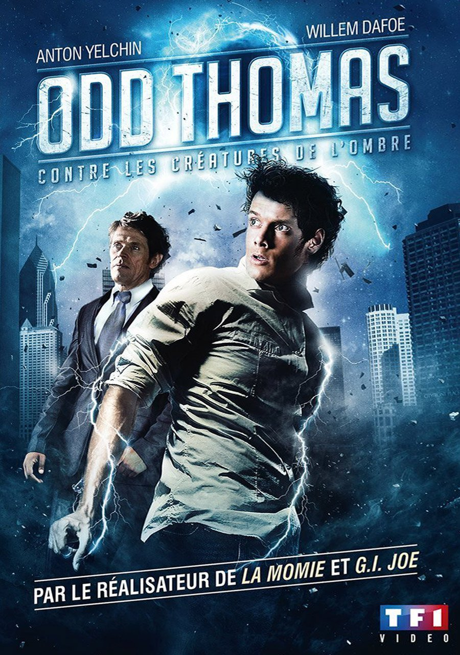 affiche du film Odd Thomas contre les créatures de l'ombre