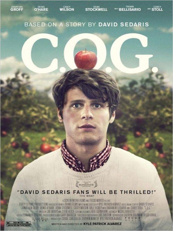 affiche du film C.O.G.