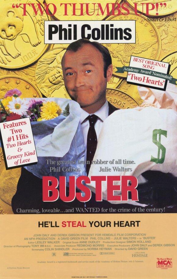 affiche du film Buster