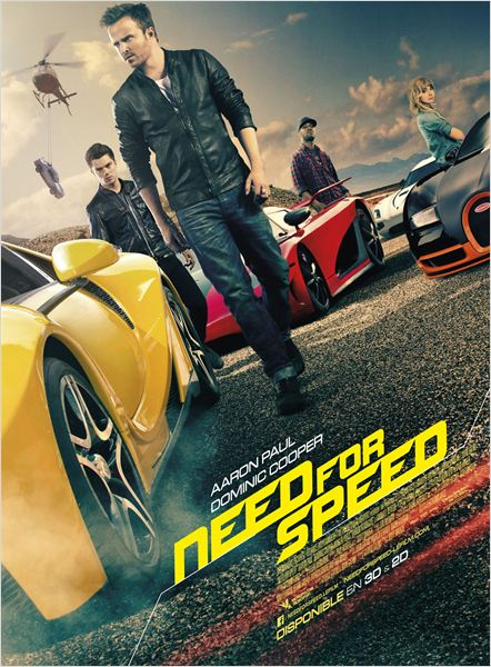 Need for Speed : Le Film