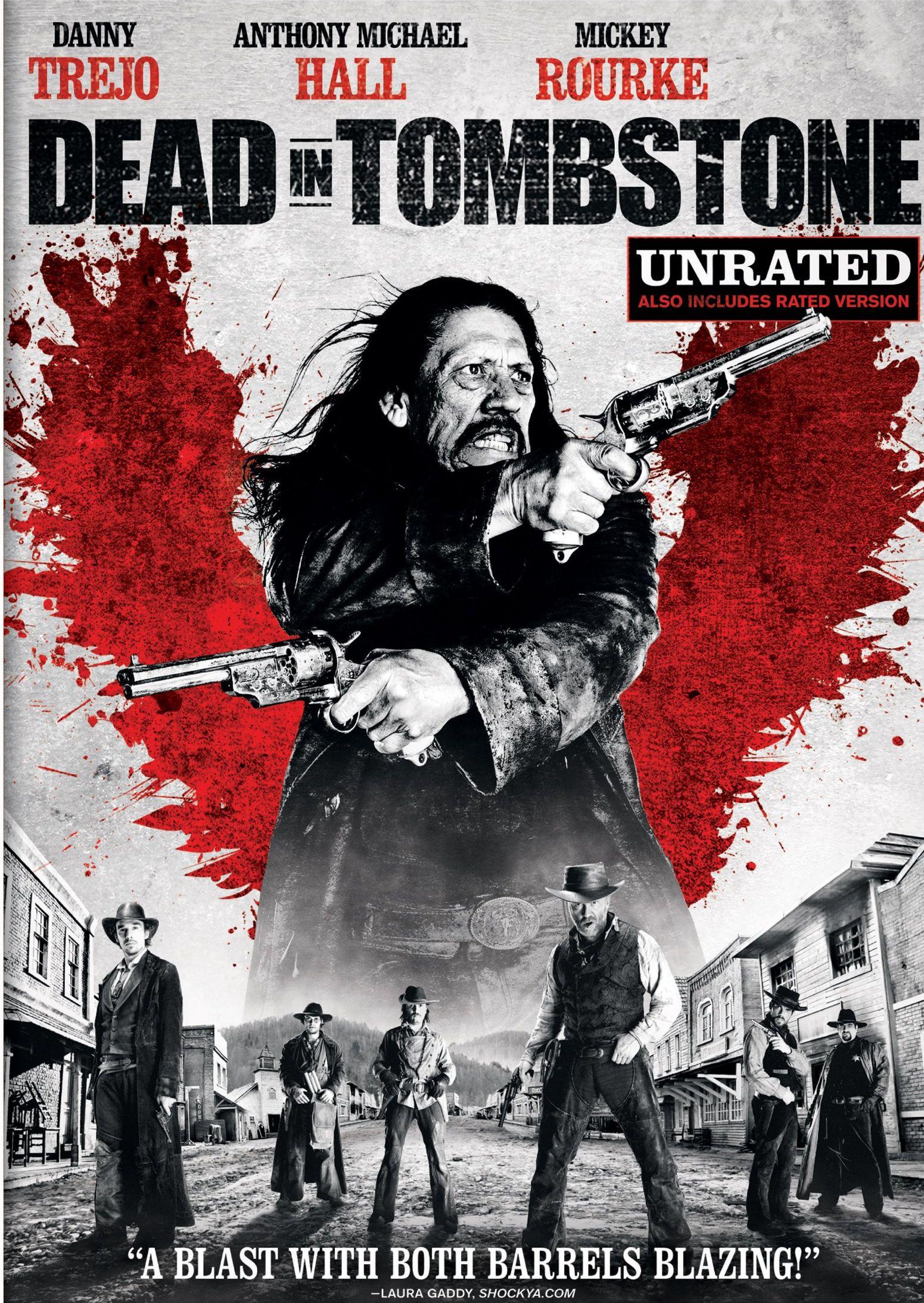 affiche du film Dead in Tombstone : Le Pacte du Diable