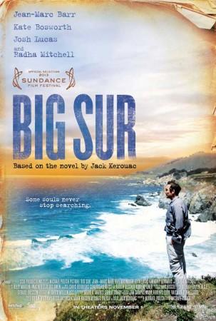 affiche du film Big Sur