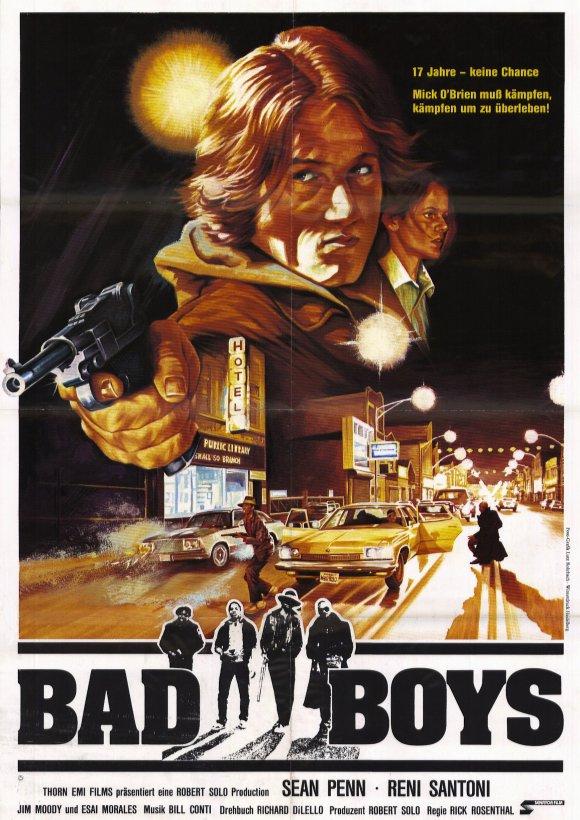 affiche du film Bad Boys