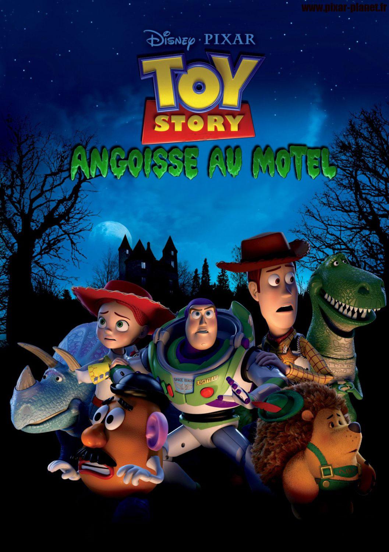 affiche du film Toy Story : Angoisse au motel (TV)