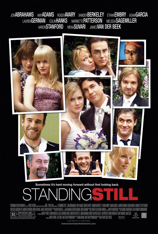 affiche du film Standing still