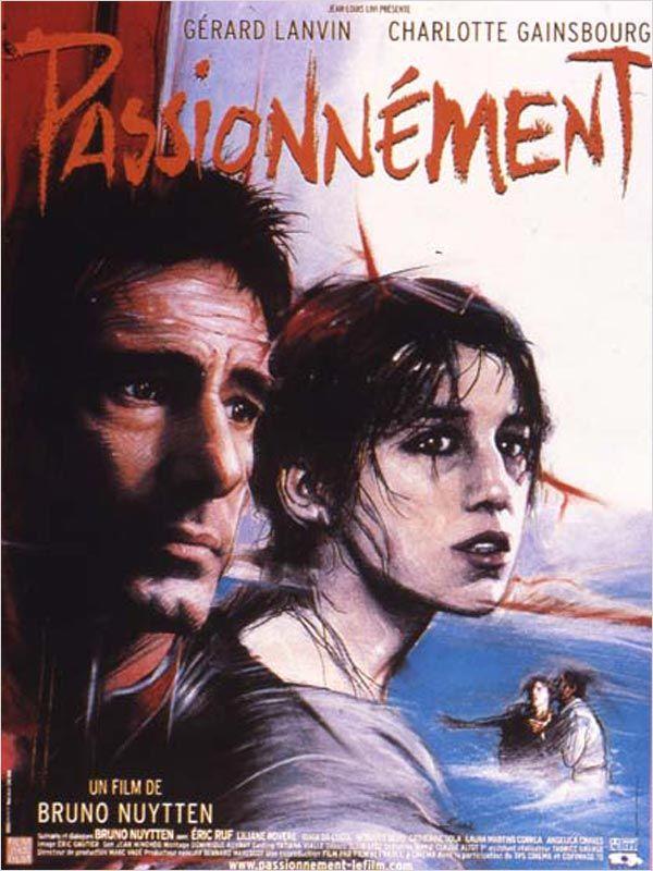 affiche du film Passionnément