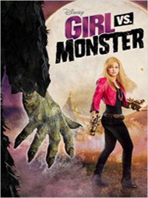 affiche du film Skylar Lewis, chasseuse de monstres (TV)