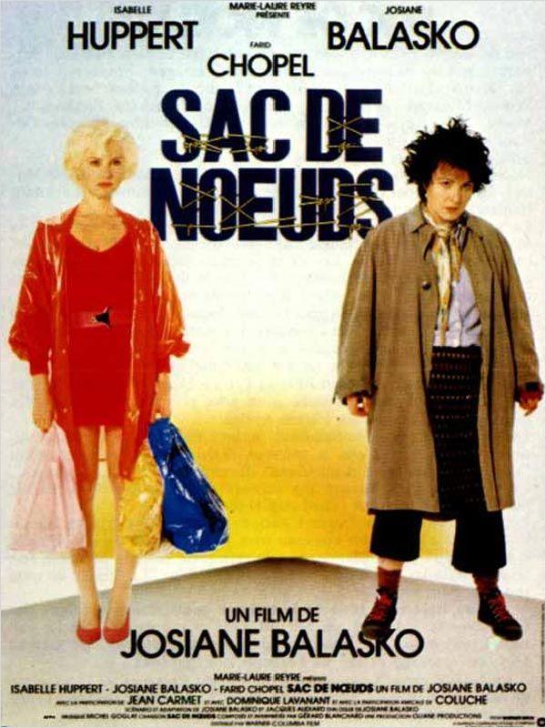 affiche du film Sac de nœuds