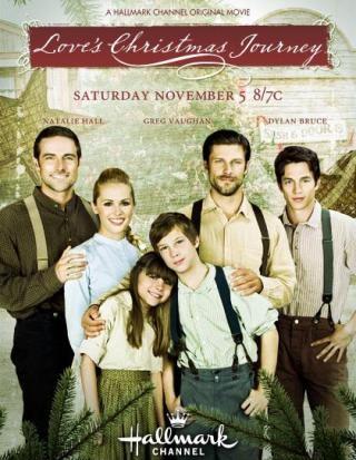 affiche du film Noël au Far West (TV)