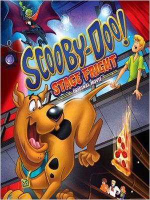 affiche du film Scooby-Doo! le fantôme de l'opéra (TV)
