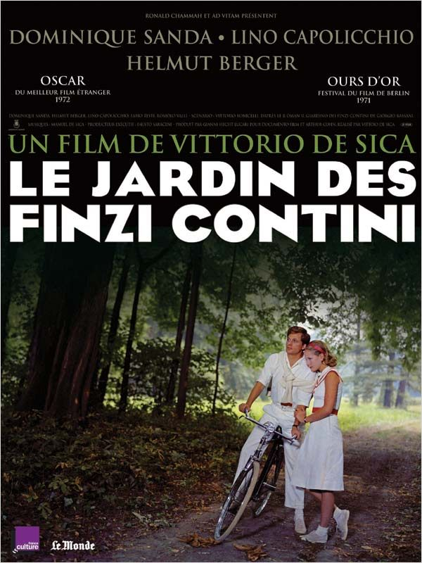 affiche du film Le Jardin des Finzi-Contini