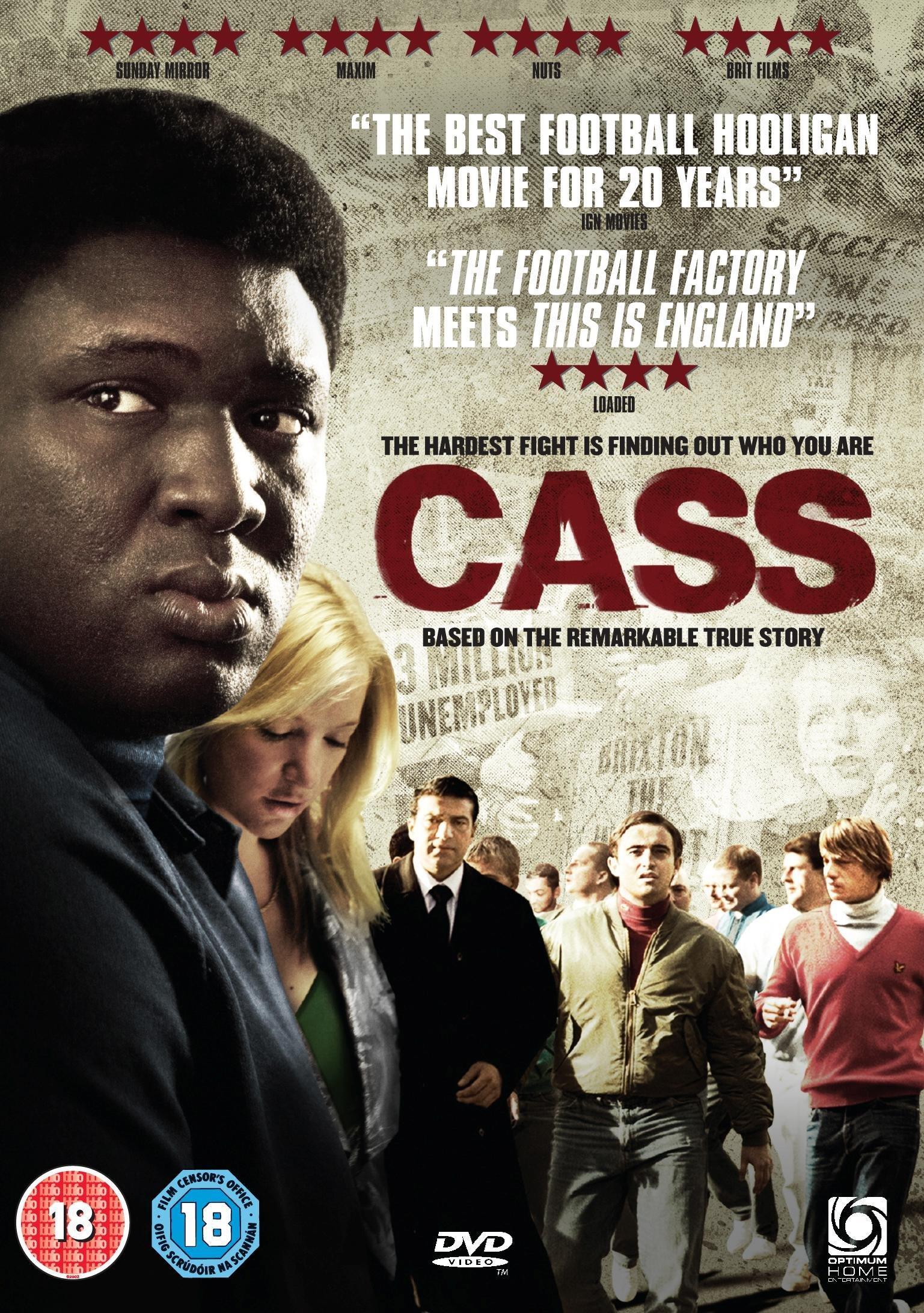 affiche du film Cass