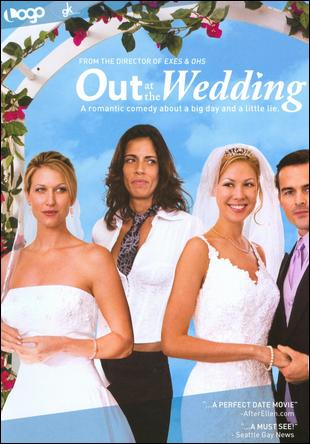 affiche du film Out at the Wedding