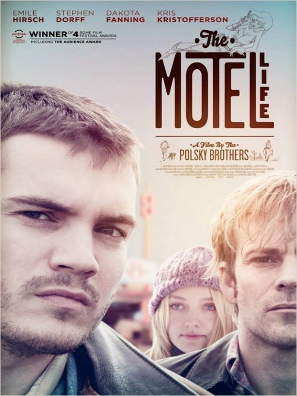 affiche du film The Motel Life