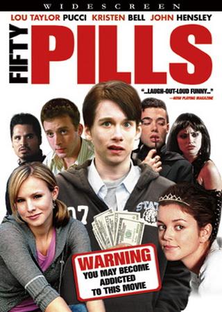 affiche du film Fifty Pills