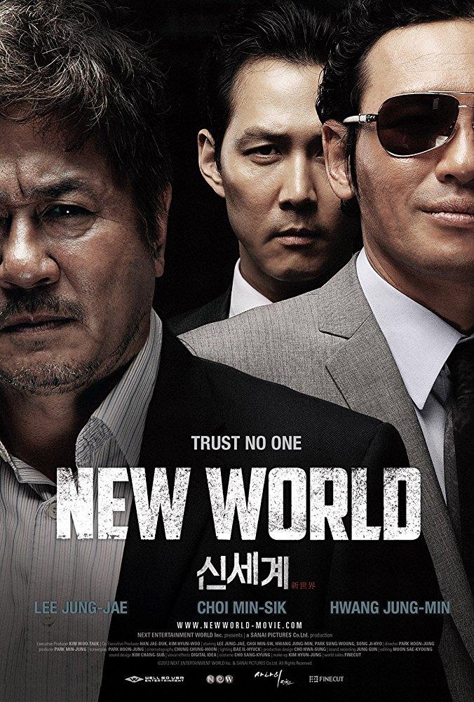 affiche du film New World
