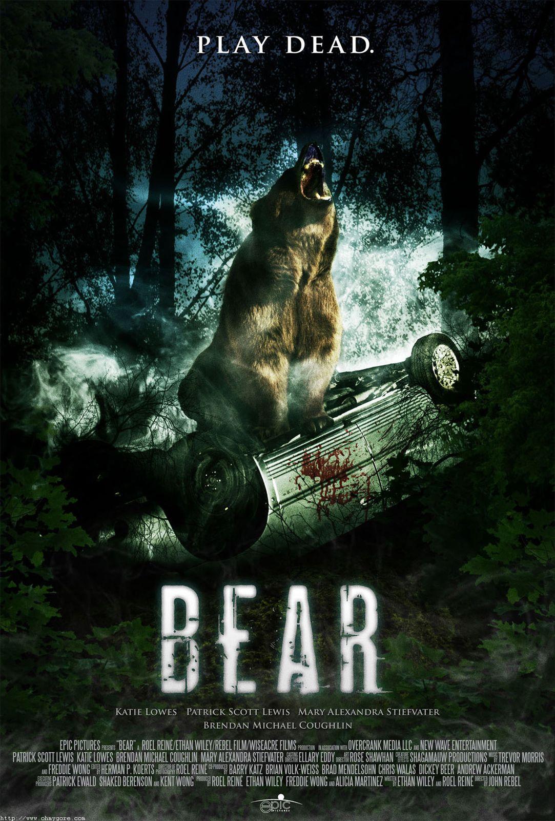 affiche du film Grizzly