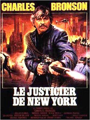affiche du film Le justicier de New York