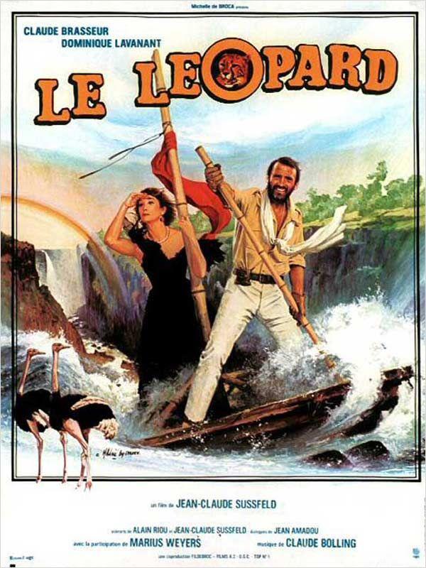 affiche du film Le Léopard