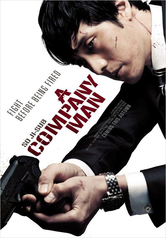 affiche du film A Company Man