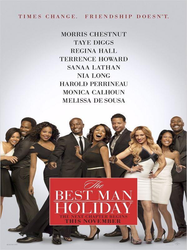 affiche du film The Best Man Holiday