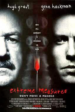 affiche du film Mesure d'urgence