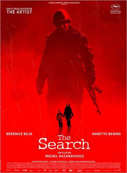 affiche du film The Search