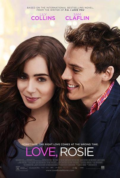 affiche du film Love, Rosie