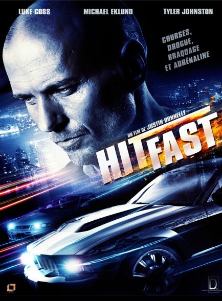 affiche du film Hit Fast