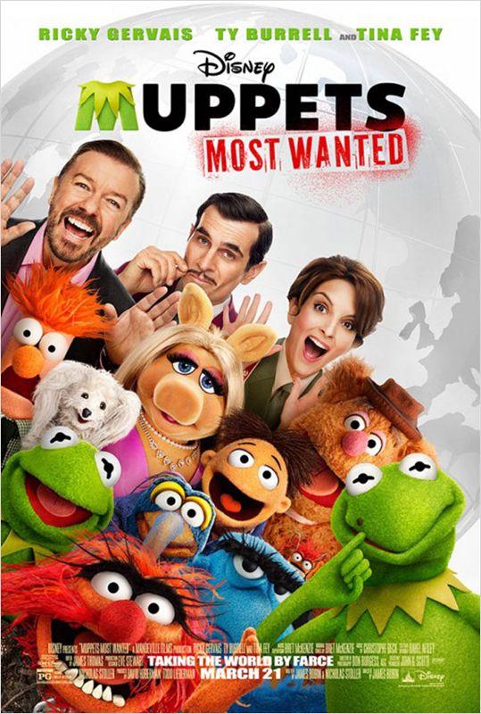 affiche du film Opération Muppets